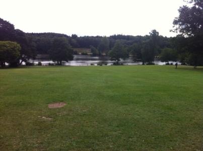 Lovely setting for a run