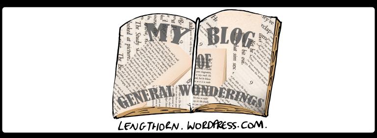 Lengthorn's Blog